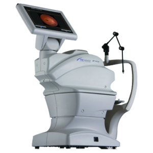 TRC NW-400, Non-Mydriatic Imaging System