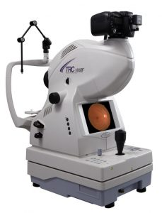 TRC-NW8F, Non-Mydriatic Imaging System